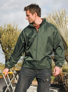 Regenjas Result Weathergaurd Hooded Raincoat